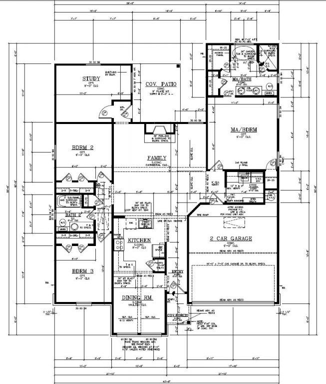10050 Janet Loop - floor plan
