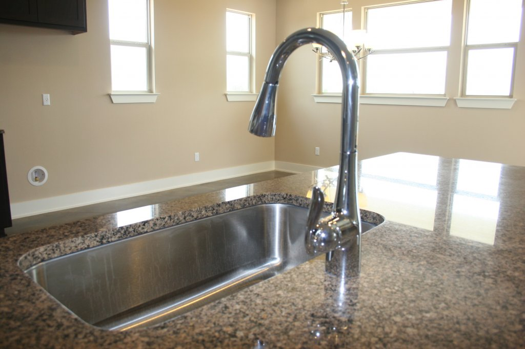 Kitchen Sink and Fixture  in similar home