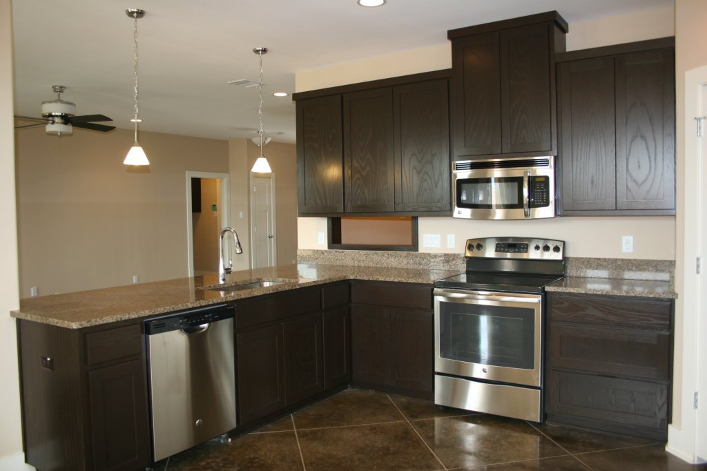 Kitchen in similar home
