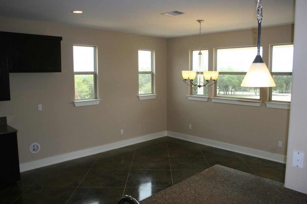 Large Dining Breakfast area in similar home