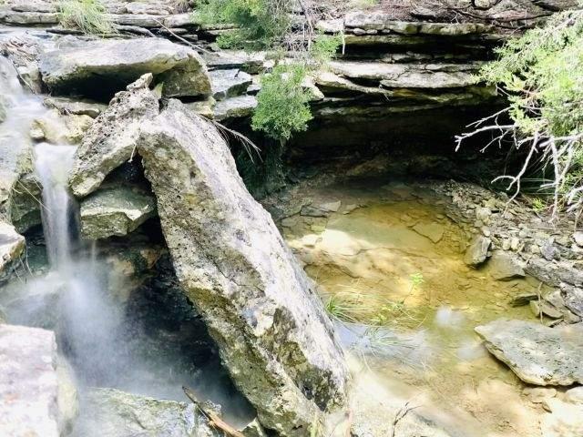 grotto-area