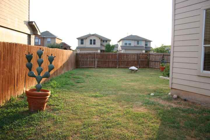 Oversized corner lot - lots of space to play!
