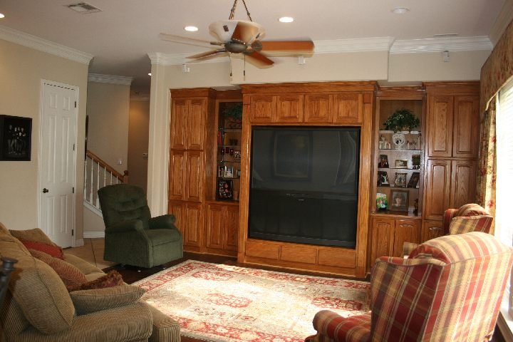 Familyroom (TV conveys!)