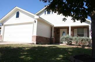 One story home in Silverado, Kyle. Don't miss out on this one!
