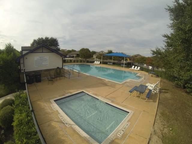 Silverado nieghborhood pool