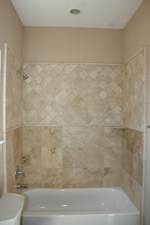 17201 Panorama, guest bathroom - high quality custom finishout