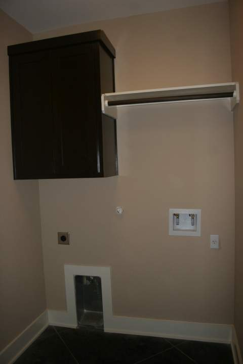 laundry utility room