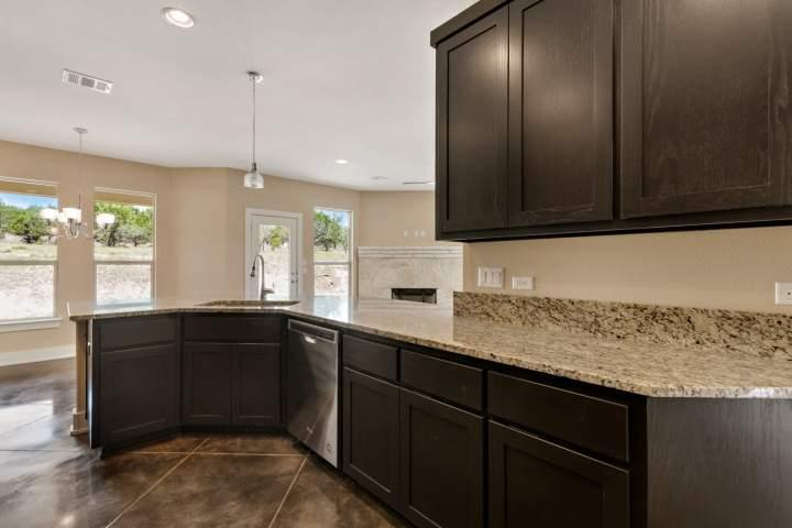 17514 Village Drive Kitchen