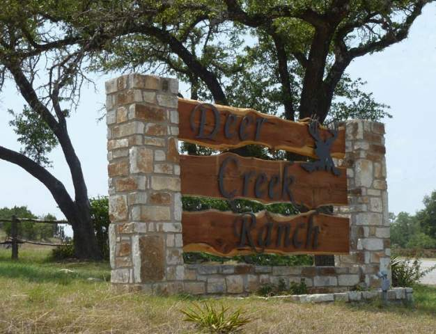 Deer Creek Entrance