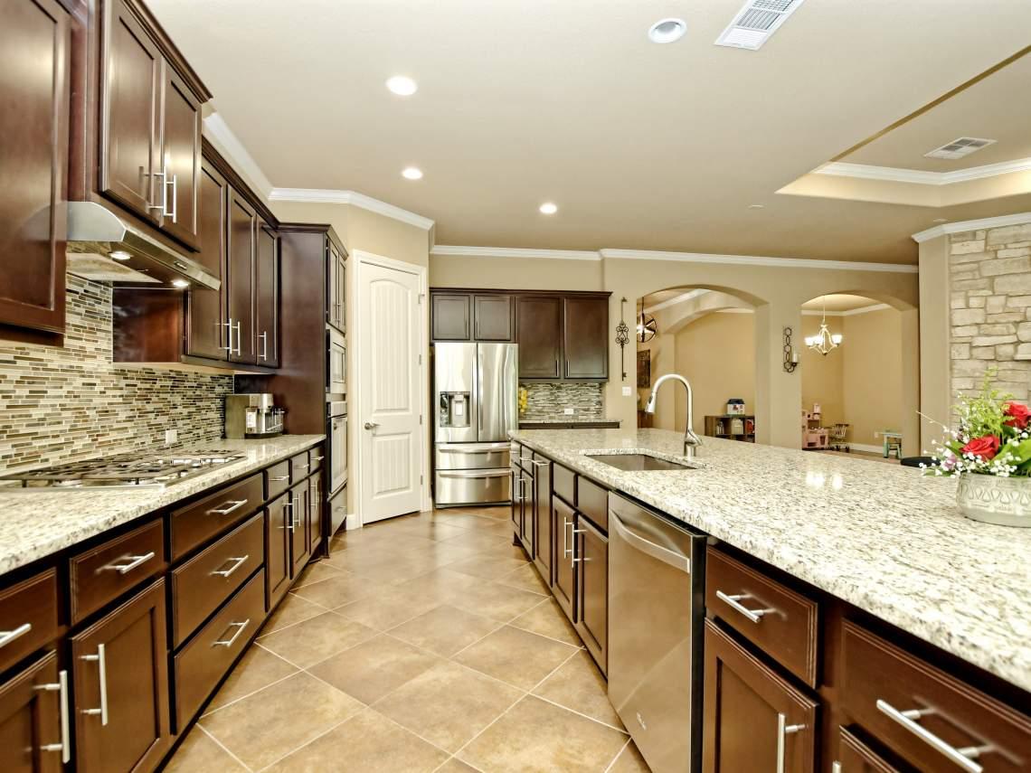 Kitchen -1804 Valle Verde, Cedar Park, Leander TX 78641