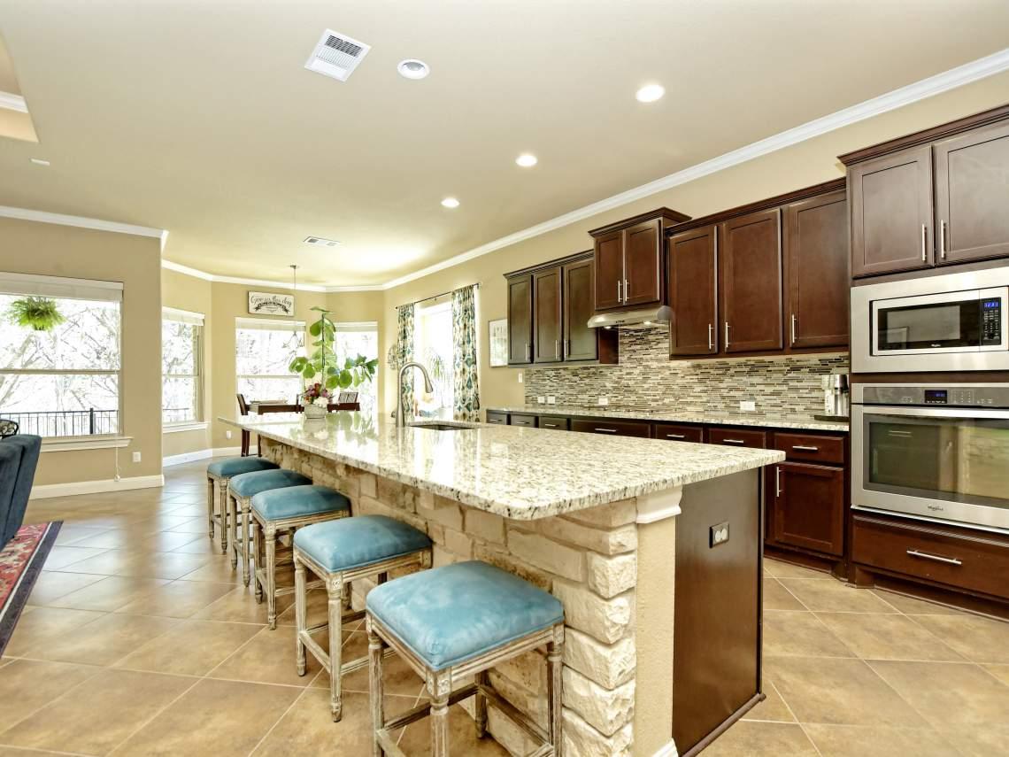Kitchen - 1804 Valle Verde, Cedar Park, Leander TX 78641