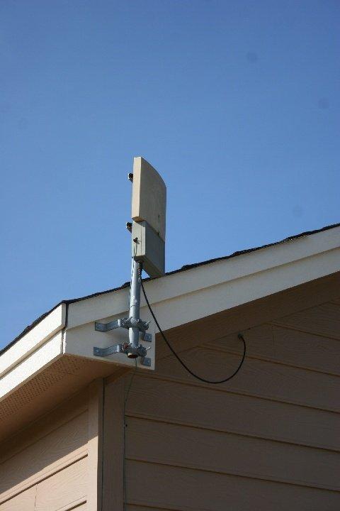Wireless Highspeed Internet Available