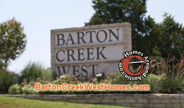 Barton Creek West Homes For Sale