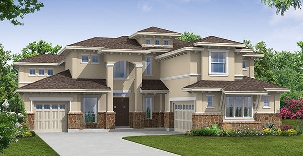 on master on main floor plans for meritage homes