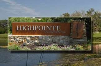 Highpointe Homes For Sale, Austin (Dripping Springs) TX