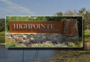 Highpointe Sign - www.HighpointeHomes.com