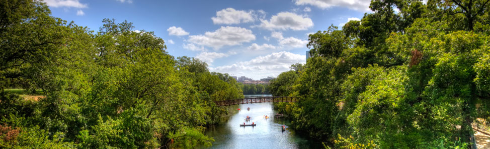 Barton Springs Creek, Austin TX