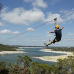 Bored in Austin? Take a Lake Travis Zipline Adventure!