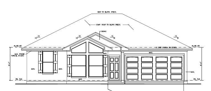 10050 Janet Loop - front elevation